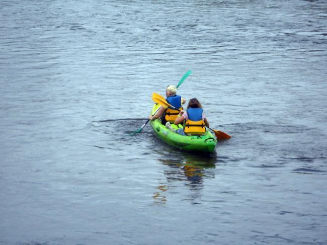 Canoë-kayak de loisir et de découverte sur le Loir-Credit-Y-Couty-ADT41