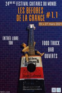 Evenement Chamoy Les Befores de la Grange