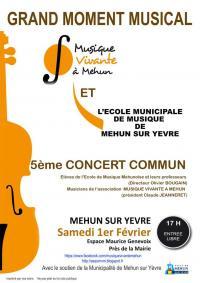 Evenement Graçay Concert
