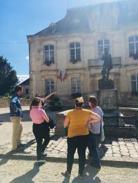 Idée de Sortie Brienne le Château JEP - Visite commentée de Brienne-le-Château