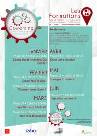 Evenement Eaunes FORMATIONS