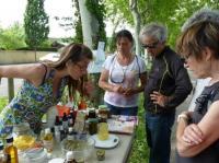 Evenement Pins Justaret Jardibricol' : Fabriquer ses cosmétiques «faits maison»