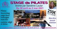 Evenement Pépieux STAGE DE YOGA et PILATES PAR SANDRINE LAUTAR