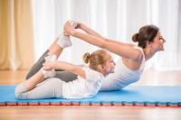 Evenement Argenteuil Yoga [6/8 ans]