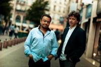 Evenement Suresnes MARIO CANONGE et MICHEL ZENINO Duo Jazz