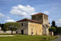 Idée de Sortie Eyvirat Eglise Saint-Martin