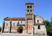 Idée de Sortie Saint Menoux Église Notre-Dame - Agonges