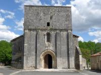 Idée de Sortie Taponnat Fleurignac Église Saint-Caprais