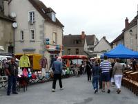 Evenement Domeyrot Marché