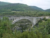 Idée de Sortie La Palud sur Verdon Pont de l'Artuby