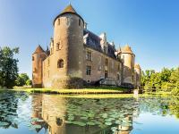 Idée de Sortie La Celette Château et jardins d'Ainay Le Vieil