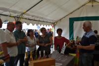 Evenement Marcilly le Hayer Foire aux vins et produits des terroirs