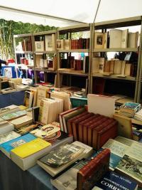 Evenement Aix en Provence Journée mensuelle du livre ancien et moderne