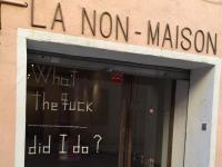 La Non-Maison - Micro centre d´Art Aix en Provence