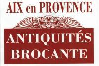Evenement Aix en Provence Les brocantes du Palais de justice
