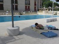 Piscine de l´Oliveraie été Aix en Provence