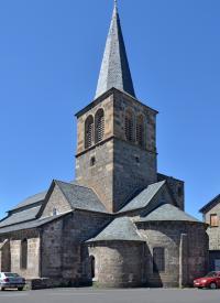 Idée de Sortie Vernols Eglise Saint-Jean Baptiste d'Allanche
