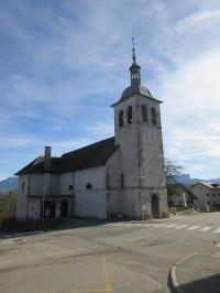 Idée de Sortie Allonzier la Caille Eglise Allonzier-la-Caille