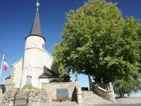 Idée de Sortie Lixing lès Saint Avold ÉGLISE SAINT PIERRE ET CALVAIRE D'ALTRIPPE