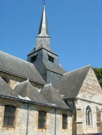Idée de Sortie Ménil Annelles Eglise Saint-Martin d'Amagne