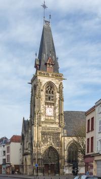 Idée de Sortie Amiens Eglise Saint-Leu