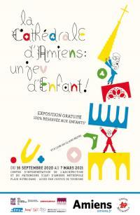 Evenement Somme [SUSPENDUE] Exposition-atelier : La cathédrale d'Amiens : un jeu d'enfant !