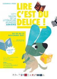Lire-Delice-affiche-UPJV-Amiens-HDF Amiens