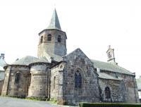 Idée de Sortie Auzers Eglise Saint-Thyrse