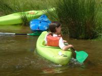 Idée de Sortie Sarlande Canoë Kayak à la base de loisirs de Rouffiac