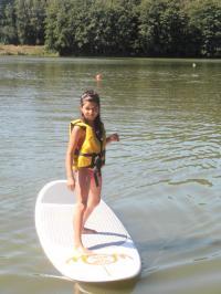 Idée de Sortie Sarlande Stand-up-paddle-board