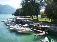 Jardin de l´Europe Haute Savoie