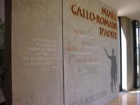 Idée de Sortie Romagnieu Musée gallo-romain d'Aoste