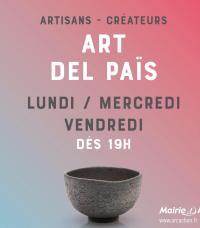 Evenement Arcachon Expositions des Artisans d'Art del Pais