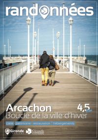 Arcachon boucle de la ville d´hiver Arcachon