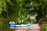Idée de Sortie Clémont Balade au Fil de l'Eau sur le Canal de la Sauldre