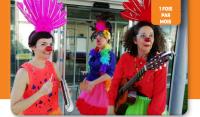 Evenement Ivoy le Pré Les Clowns Nobobo
