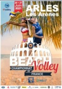 Championnat-de-France-de-Beach-Volley Arles