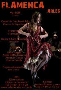 Concert-danse-musique-chant-projection Arles