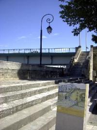 Idée de Sortie Fourques L' escalier du Pont de Trinquetaille