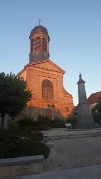 Idée de Sortie Arnay le Duc Église Saint-Laurent
