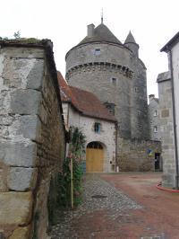 Idée de Sortie Arnay le Duc Tour de la Motte Forte