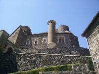 Idée de Sortie Solignac sur Loire Château de Bouzols