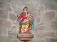 Idée de Sortie Arvieu Chapelle Notre-Dame d'Aures