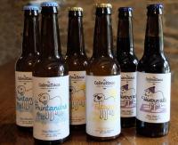 Idée de Sortie Arvieu Gaec de la Calmettoise - Bière paysanne