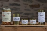 Idée de Sortie Arvieu Les Conserves Traditionnelles - Canards