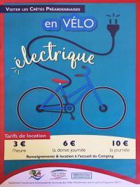 Idée de Sortie Faux Location de vélo électrique