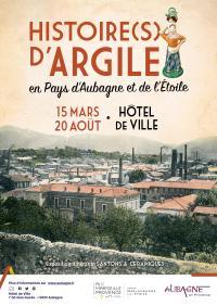 Evenement Six Fours les Plages Exposition Histoire(s) d'Argile