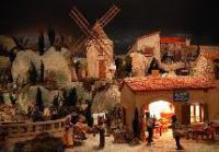 Musée du santon Le Moulin à Huile Aubagne