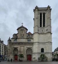 Idée de Sortie Aubervilliers Eglise Notre-Dame-des-vertus