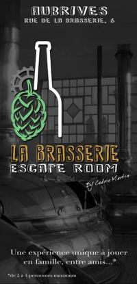 Idée de Sortie Aubrives La Brasserie Escape Room